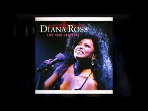DIANA ROSS lover man (LIVE!)