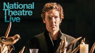 NTL: Hamlet w/ Benedict Cumberbatch - Official Trailer