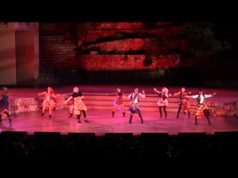 Blue13 Dance Company Fire & Powder Excerpts