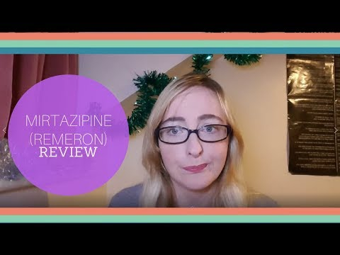 mirtazapine-(remeron)-review