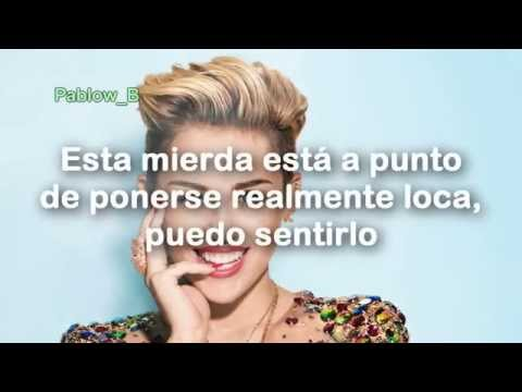 Miley Cyrus- Fweaky (Subtitulada al español)