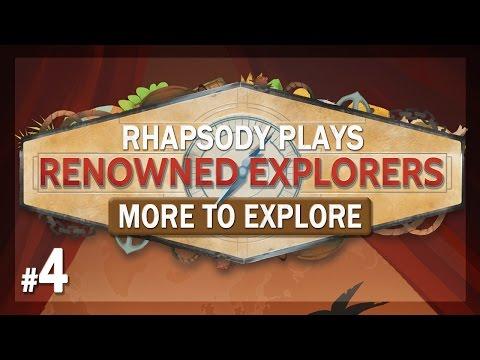 Renowned Explorers - More To Explore: Andean Adventure - Episode 4