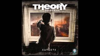 Theory of a Deadman - Savages feat. Alice Cooper [HQ]