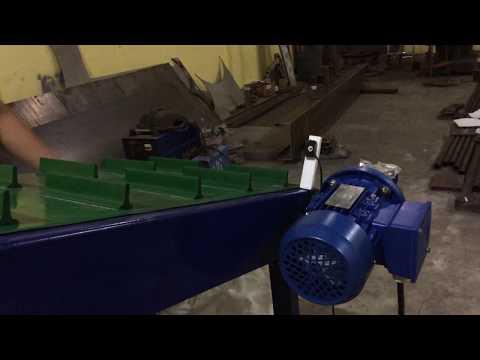 Arduino Projects - Conveyor with Arduino Sensor Photo Electric Test