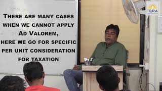 TAX REFORM - INDIAN ECONOMY (DEMO) BY S.K. JHA SIR @ IQRA IAS PUNE