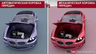 видео Как работает механическая коробка передач
