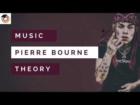 PIERRE BOURNE MUSIC THEORY HACKS [FL Studio 12.5] MAC OSX