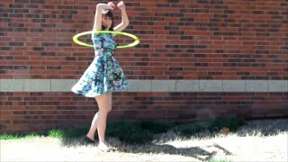 My Hooping Journey 0-7 months