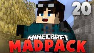 Minecraft - EthanRModded | MadPack #20 | Gilded Manipulator and ThaumCraft Knowledge