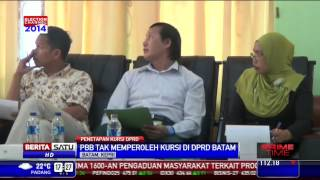 PDIP Dapat 8 Kursi DPRD Kota Batam