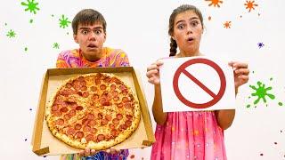 Nastya và các quy tắc ứng xử cho trẻ em