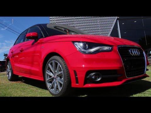 Avaliação Audi A1 S-Line 1.4 TFSI | Canal Top Speed
