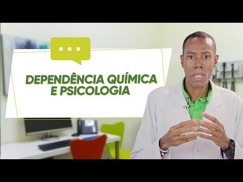 Видео Avaliação Psicológica no diagnóstico da dependência Química