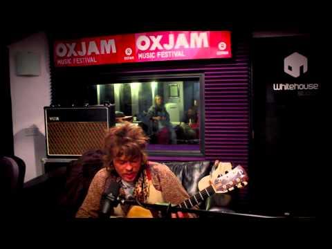 The Jason Hendrix Experience in Session for Oxjam @ Whitehouse Studios
