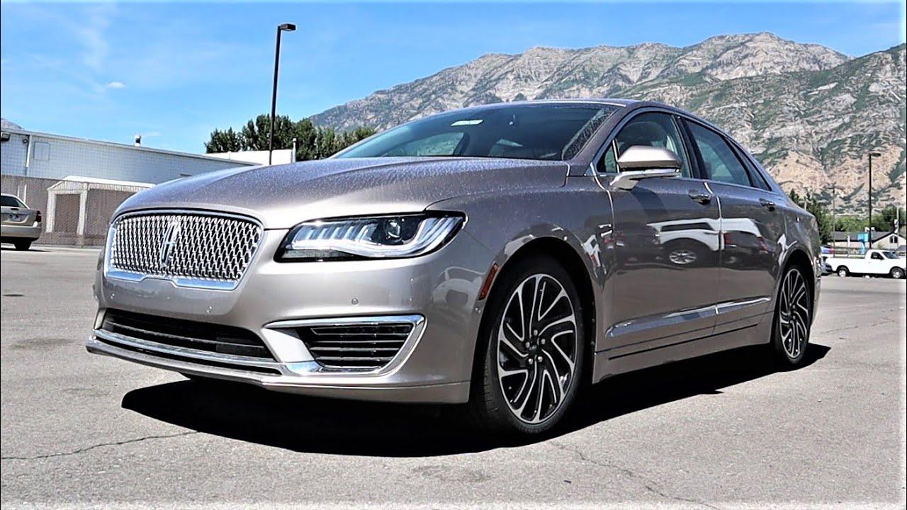 2020 Lincoln MKZ Hybrid: Is The MKZ Still A Good Luxury Car???