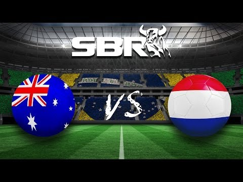 Australia vs Netherlands (2-3) 18/06/14 | Group B 2014 World Cup Preview