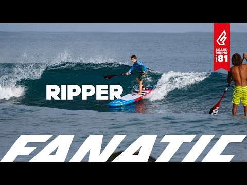 Fanatic Ripper Kids SUP Range 2017