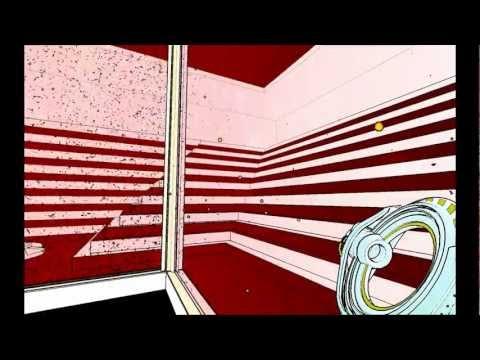 Antichamber Walkhrough Part 3 - Red Gun