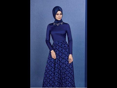 6b3da31dca92a Armine 2015 2016 Sonbahar Kış Tesettür Giyim Katalog - YouTube