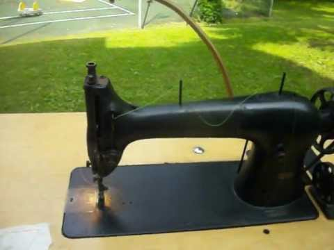 40 Industrial Singer 4040 Sewing Machine Table For SALE YouTube Gorgeous Industrial Singer Sewing Machine For Sale