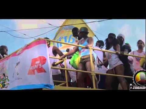 JIGGA D MEDIA   SUGAR MAS 43 - JOUVERT Teaser (Wotless Edition) St Kitts Carnival 2014 - 2015