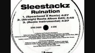 Sleestackz Crystal Clear (Spearhead X Remix)