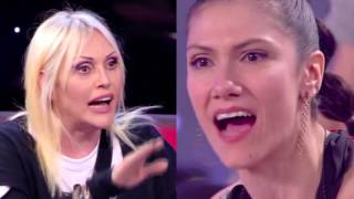 Elisa piange e se si scaglia contro Anna Oxa | Lite ad Amici 15