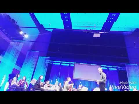 Репетиция нашего оркестра:)  (Halle) Germany