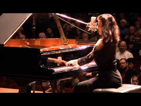 Ingrid Jacoby piano concert live streamed for older people