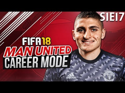 STAR SIGNING FOR £0 TRANSFER FEE | FIFA 18: Manchester United Career Mode - S1 E17