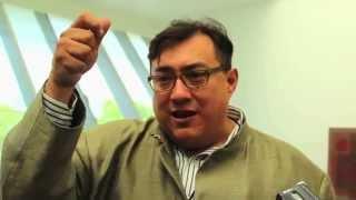 Entrevista Cuauhtémoc Medina - Vicente Rojo: Escrito/Pintado
