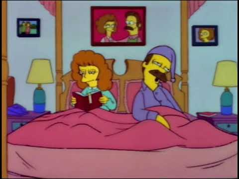 Ann Landers Was A Boring Old Biddy   The Simpsons   HD Clip