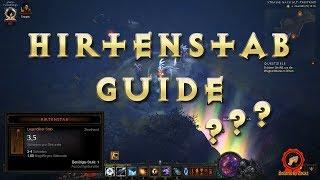 Diablo 3 - Hirtenstab Guide | Geheimes Level | Pony Level | Secret Level | Deutsch