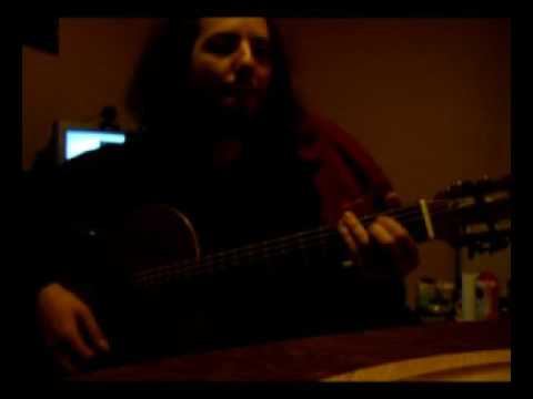 Bob Marley -  Redemption song (tuto guitare)