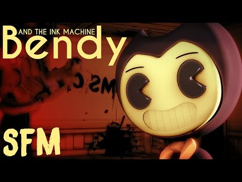 SFM Animation - Bendy And The Ink Machine Song By The Living Tombstone Ft. DAGames & Kyle Allen