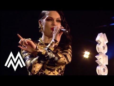 Jessie J | Wins 'Best Newcomer' | Acceptance Speech | 2011