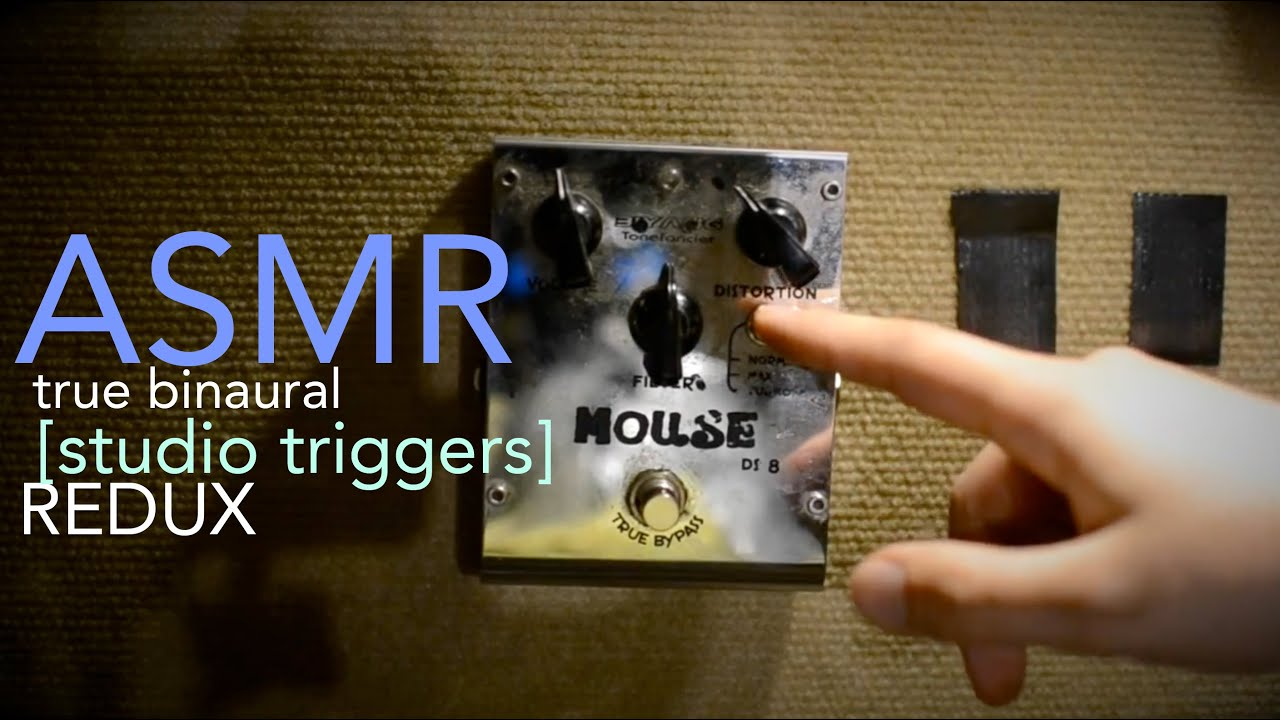how to find out your asmr trigger