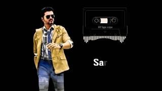Sarkar bgm music | vijay bgm  | sarkar