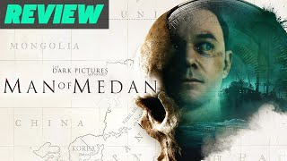 The Dark Pictures: Man of Medan Review (Video Game Video Review)