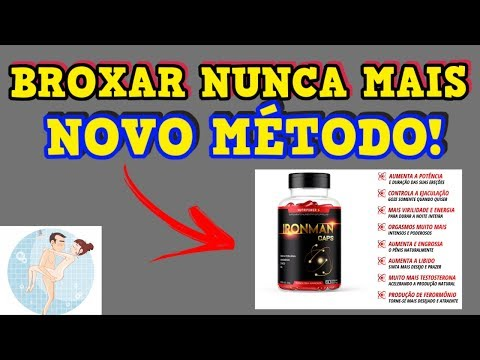 IRON MAN CAPS FUNCIONA? NOVO MÉTODO PODEROSO para IMPOTÊNCIA MASCULINA! from YouTube · Duration:  2 minutes 57 seconds