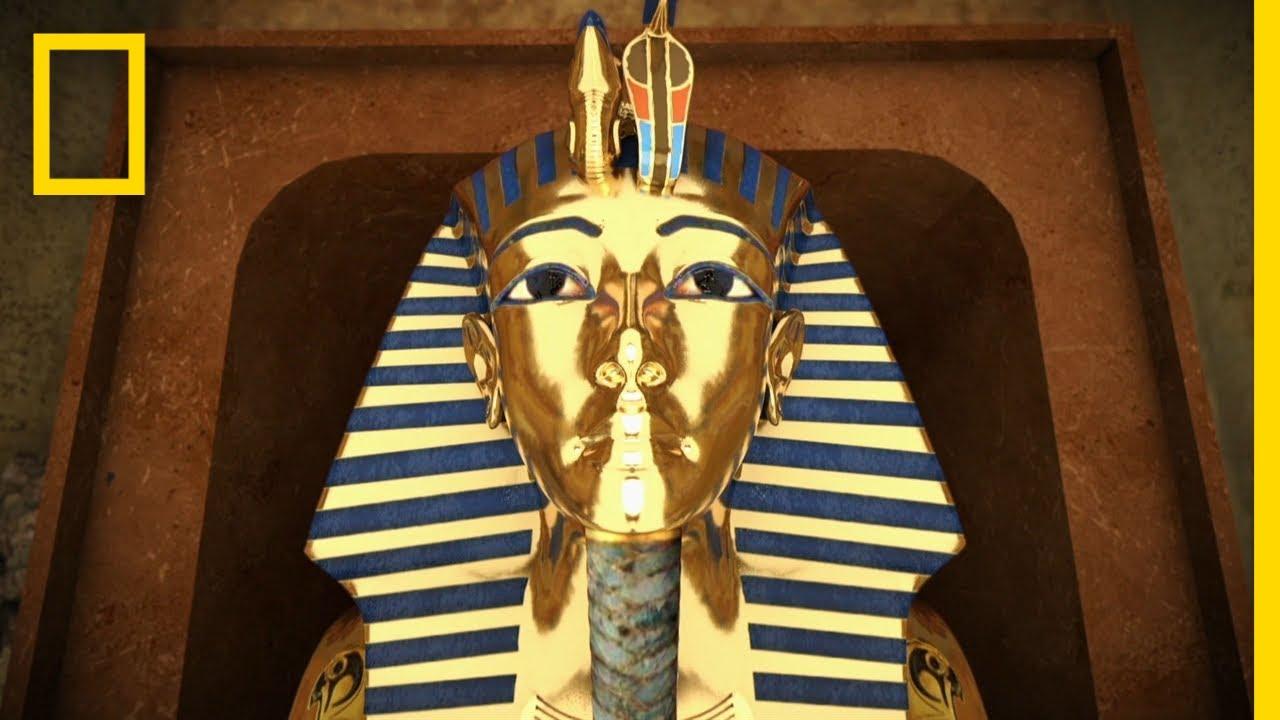 The Tomb Of Tutankhamun Lost Treasures Of Egypt Youtube