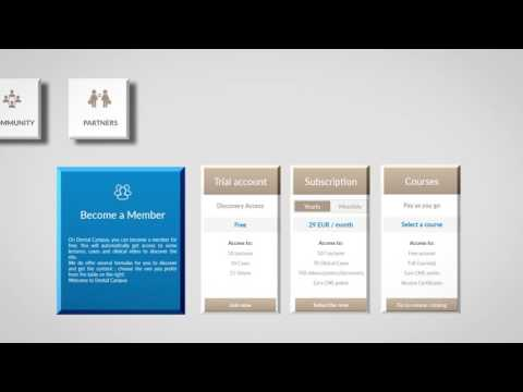 E-Learning in Implant Dentistry : What is Dental Campus
