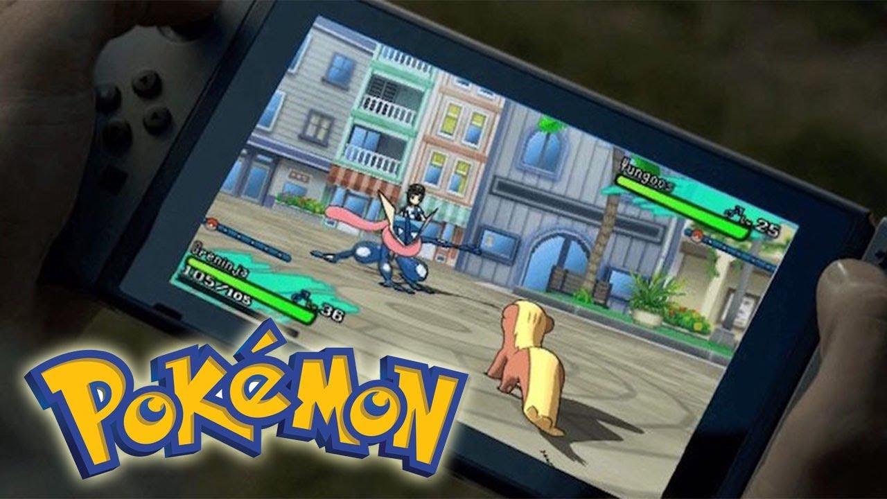 Nuevo Juego Pokemon Para Nintendo Switch Con Mas Posibilidades De
