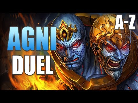 SMITE A-Z Ranked Duel | Agni Play-by-Play!