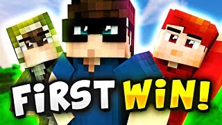 FIRST UHC WIN ON HYPIXEL!! (w/ Tylarzz & TheBestGinger13) | Minecraft PvP
