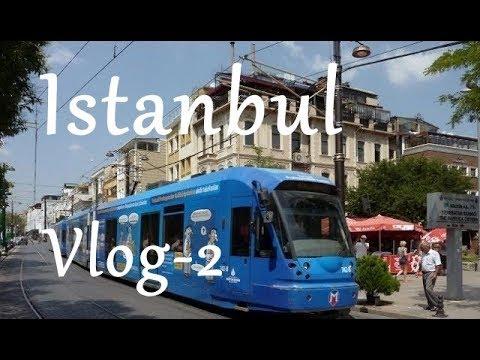 Istanbul City Centre Day and Night Tour -  Istanbul Şəhərin Kicik Qəzintisi - Turkey / VLOG-2