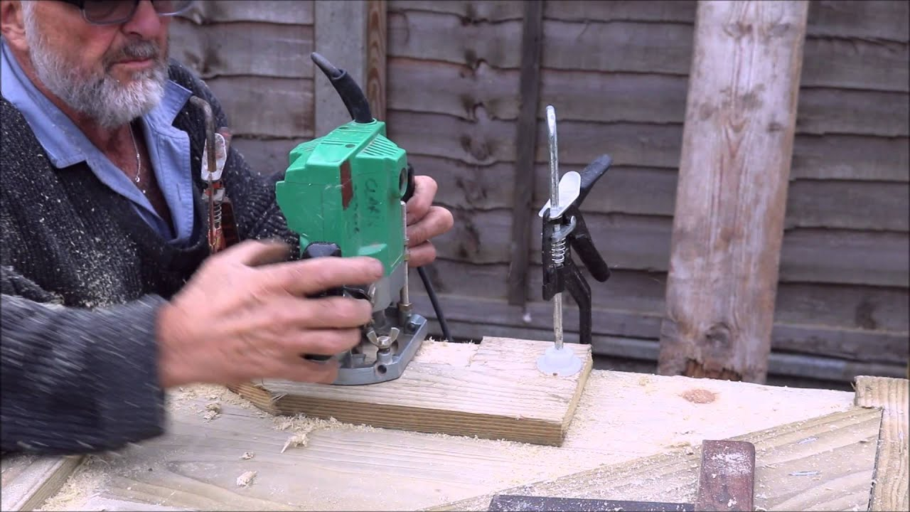 How To Make A Simple Shed Door Youtube