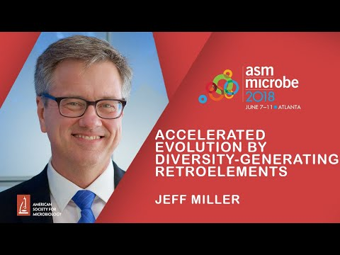 Accelerated Evolution By Diversity-Generating Retroelements - Jeff Miller
