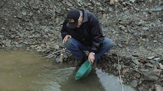 Veteran Dredger Finds Gold Inland | Bering Sea Gold