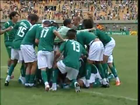 Goiás 4 X 2 São Paulo - Brasileirão 09 - 29/11/09 - GOLS